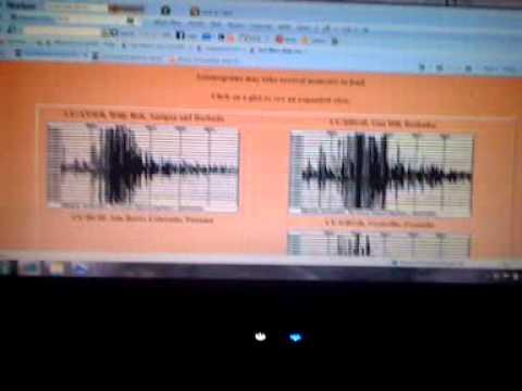 Elenin, Earthquake, Solar Flare? THE WHOLE WORLD RECORDED SEISMIC ACTIVITY!!!