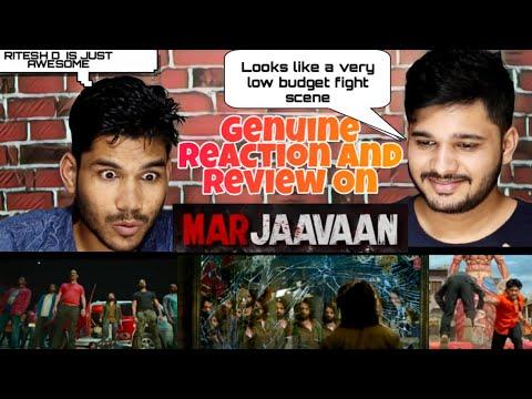 Marjaavaan Trailer Reaction And Review | Riteish Deshmukh, Sidharth Malhotra | Milap Zaveri Mp3