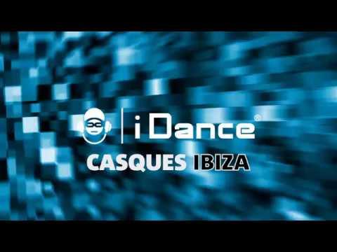 Casque Rose I DANCE Micro Intégré IBIZA 204 vidéo