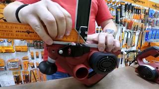 установка ножей на электрорубанок: как поменять и выставить лезвия рубанка