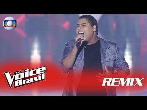 Danilo Franco canta 'Just The Way You Are' no Remix – 'The Voice Brasil' | 5ª Temporada