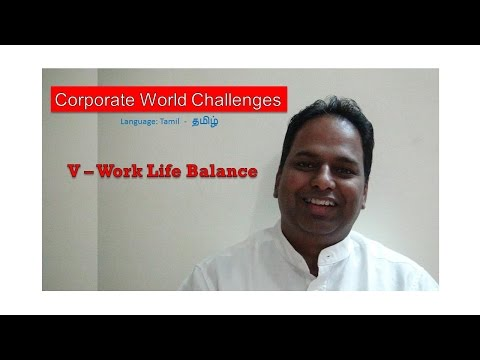 Corporate World Challenges-Work Life Balance