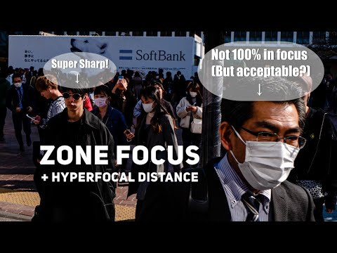 HOW TO ZONE FOCUS like your heroes for street photography