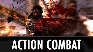 Skyrim Mod: Action Combat