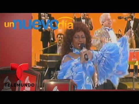Grammy 2016: reconocieron a Celia Cruz y Joan Sebastian | Un Nuevo Día | Telemundo