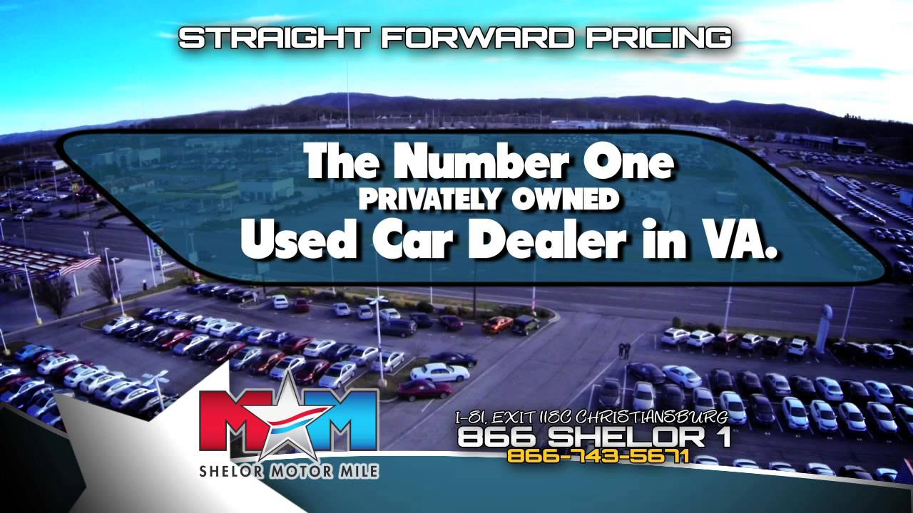 September shelor motor mile used car tv ad youtube for Shelor motor mile com