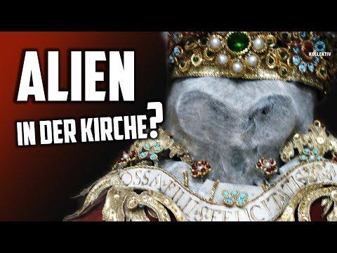 ALIEN RELIKTE in der Kirche? Rätselhafte Schädelknochen in der Basilika Sonntagberg