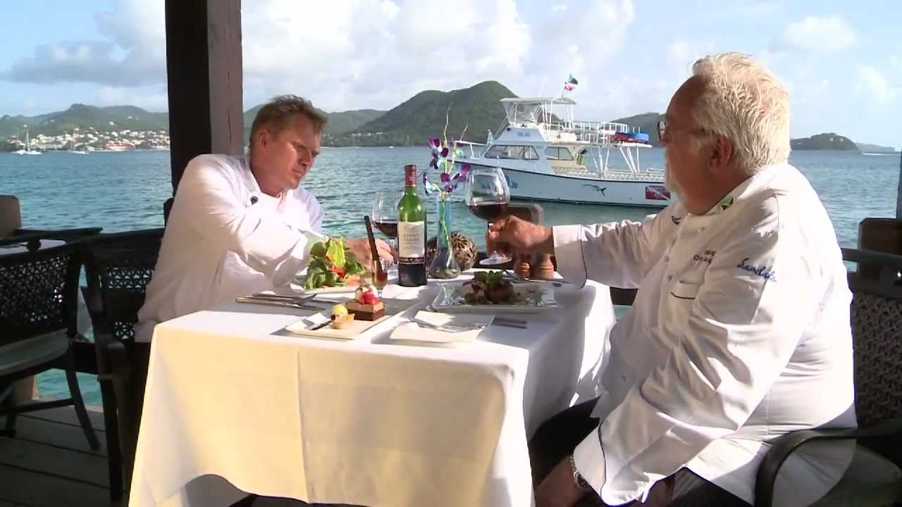 gordons at the grande st lucia