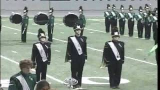 Poteet Pirate Band 3X State Champs