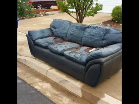 Curbside Junk Furniture Sofa Pickup Garbage Las Vegas Mgm Removal