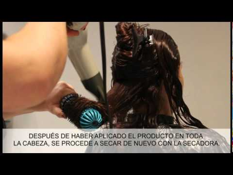 Como aplicar el tratamiento de queratina ion youtube - Como aplicar el microcemento ...