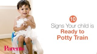 10 Signs Your Child Is Ready to Potty Train | Parents