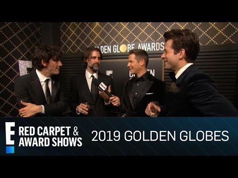 """Shallow"" Songwriters Tell Lady Gaga & Mark Ronson Secrets | E! Red Carpet & Award Shows"