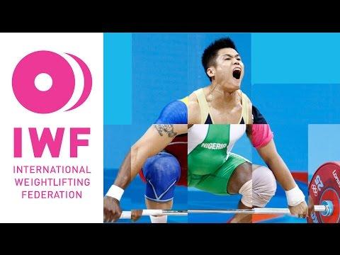 2013 IWF World Championships Wroclaw