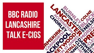 Fraser Cropper, MD Totally Wicked, Radio Lancashire 20/08/14