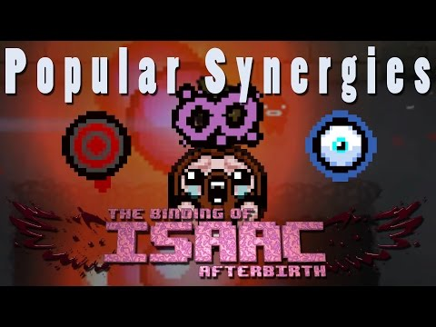 The Binding of Isaac Afterbirth Plus | The One Man Army | Popular Synergies!