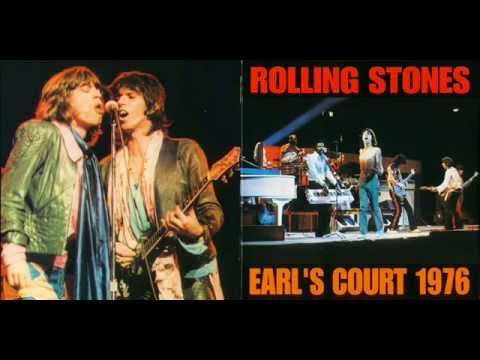The Rolling Stones live at Earl