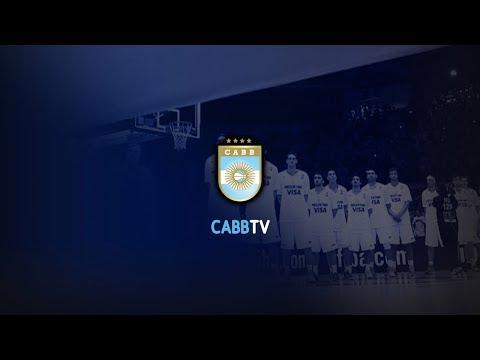 Argentino de Mayores 2018: Buenos Aires vs. Santa Fe (Juego del día)