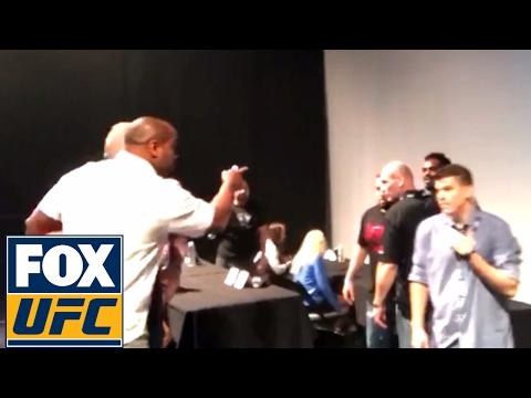 Daniel Cormier goes after Jon Jones at UFC Summer Kickoff press conference | PROcast | UFC ON FOX