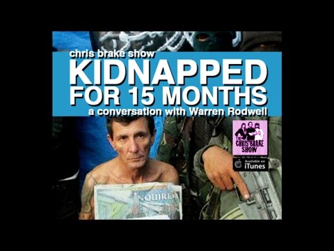 Warren Rodwell Interview | Kidnapped for 15 Months: Warren Rodwell Interview | CB058
