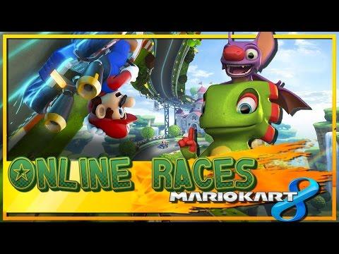 Mario Kart 8 Online: Fire Emblem, Splatoon, E3 & Yooka-Laylee |