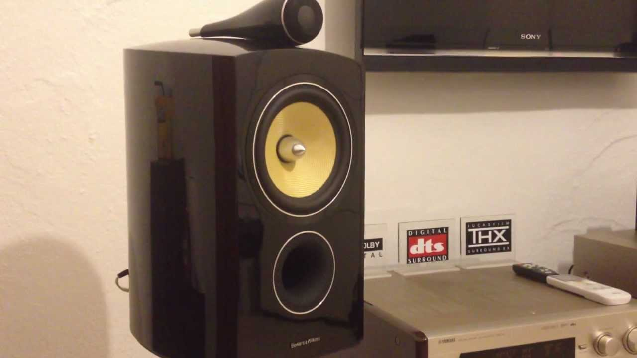 Bowers Wilkens Bowers & Wilkins 805 Diamond High-end Loudspeaker 2010