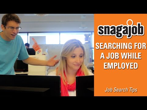 Job Search Tips (Part 3): Searching for a job while employed