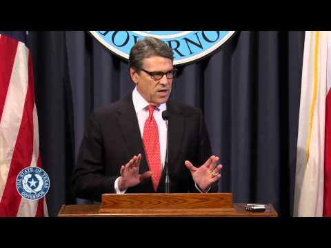 Statement by Gov. Rick Perry