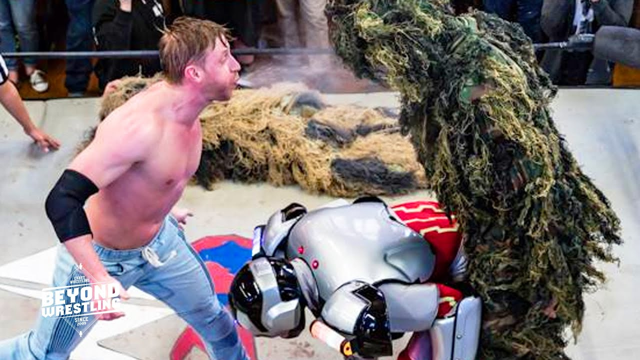 FUNNIEST Beyond Wrestling Matches Marathon | Powered by IWTV.live (Orange Cassidy, Colt Cabana, AEW)