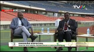 Transmissão ao vivo de Televisão de Moçambique TVM
