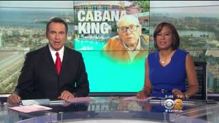 Former 'Poolside Prince' At Beverly Hills Hotel Now Homeless « CBS Los Angeles 6 - 04-11-17