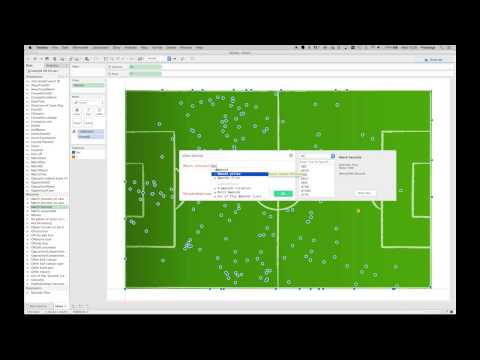 Tableau For Sport - Linking Data To Video
