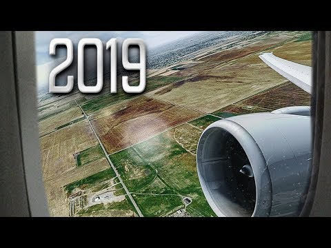 New Flight Simulator 2019 in 4K | Spectacular TakeOff from Denver [Ultra Realism]