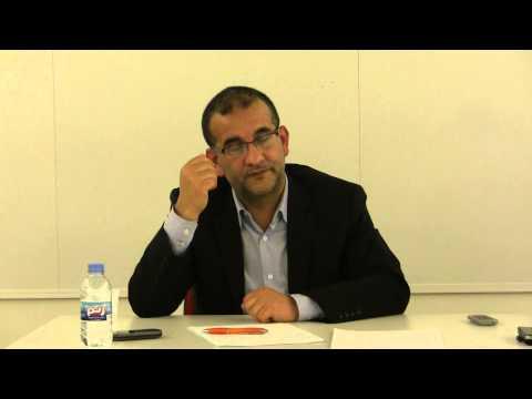 Abdessalem Souiki  Doha  Conference1 part2:2