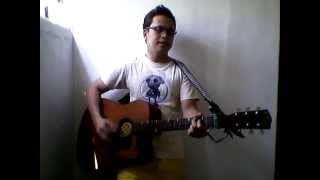 GIMME 5 - Hatid Sundo (Acoustic Cover) by Gioserds Malazarte