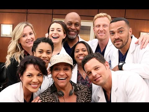 Grey\'s Anatomy Cast Renews Contracts - YouTube