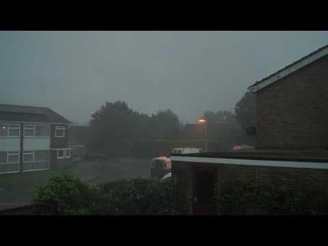 UK summer weather strikes back 2016.
