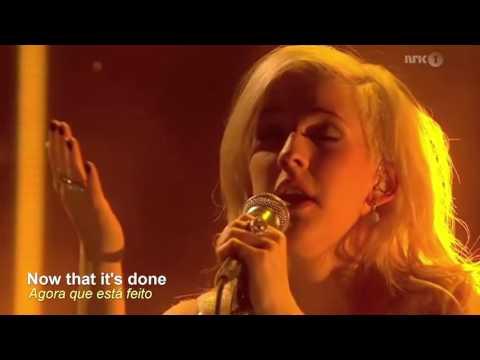 Ellie Goulding  Your Song Legenda Inglês Port HD