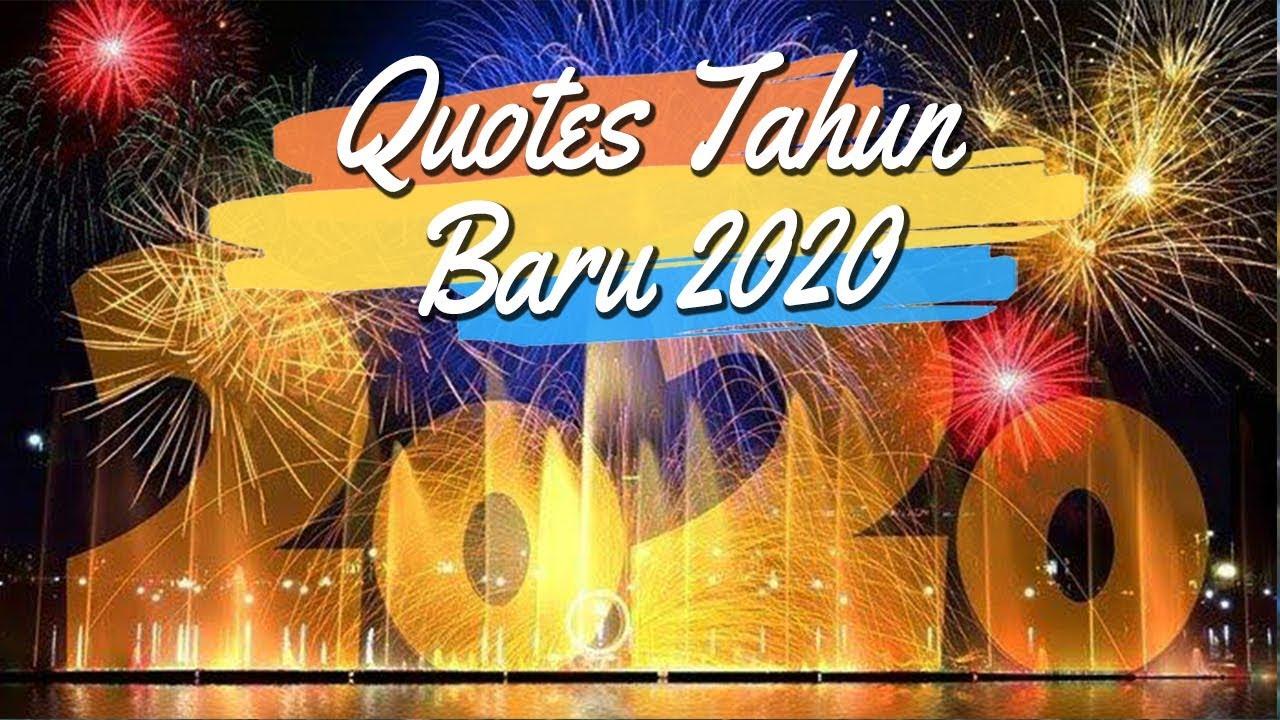 Kumpulan Kata Kata Bijak Menyongsong Tahun Baru 2020