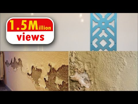 How to make Damp Proofing Walls by one simple step.