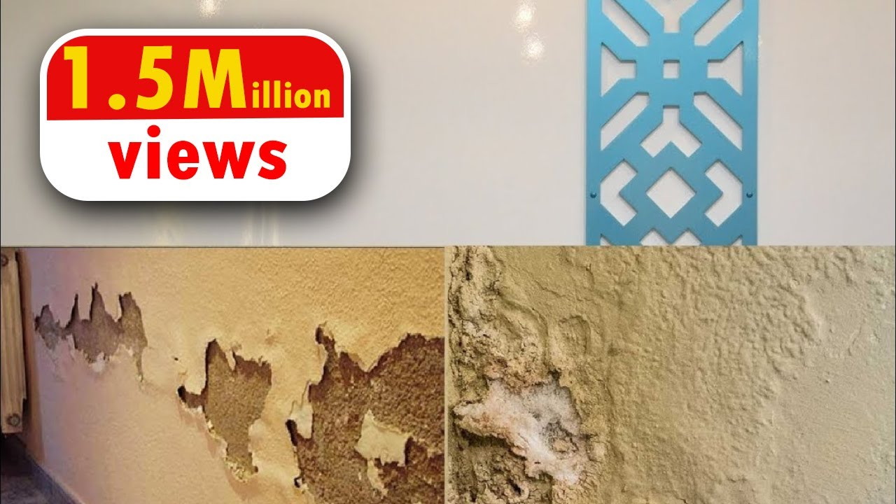 Damp Proofing Walls By One Simple Step
