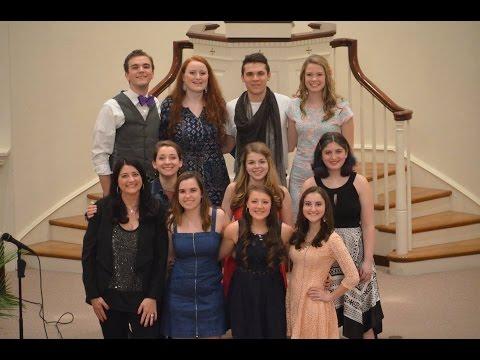 Senior Recital 2016