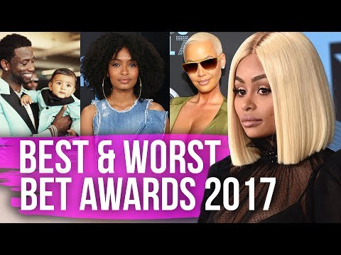 Best & Worst Dressed 2017 BET Awards (Dirty Laundry)