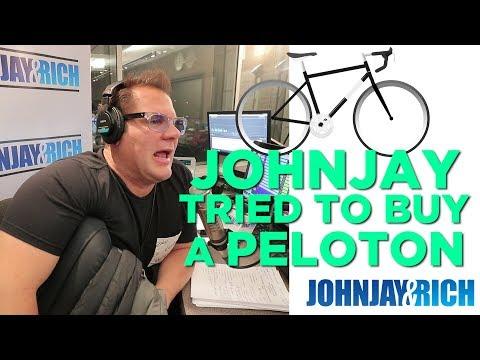 In-Studio Videos - Johnjay Tries Buy His Wife A Peloton (SPOILER: He Didn't)