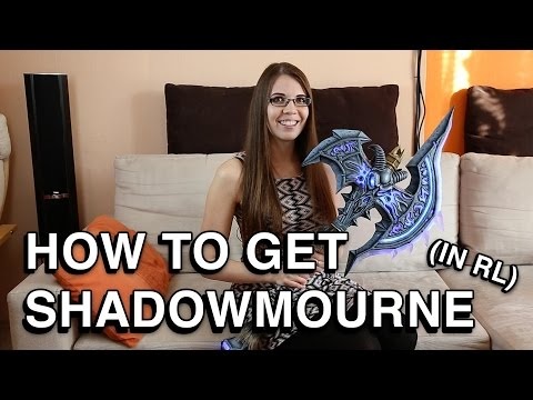 How to build Shadowmourne - in RL!