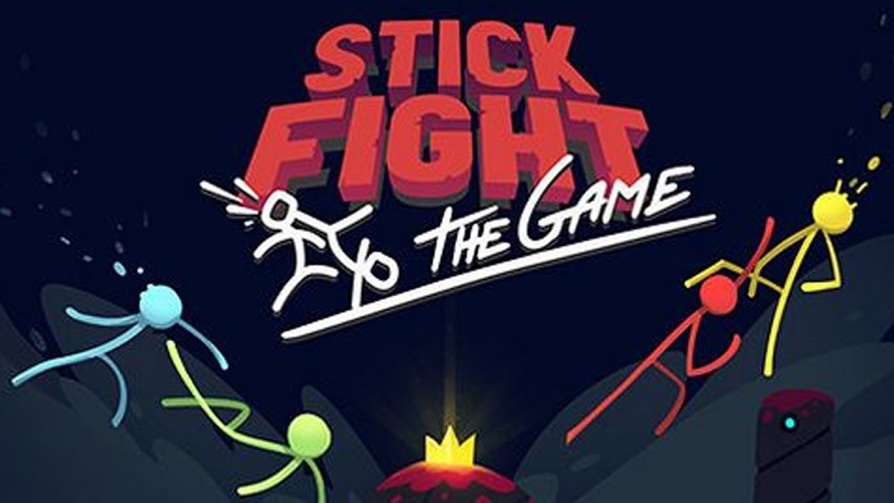 Stick Fight - YouTube