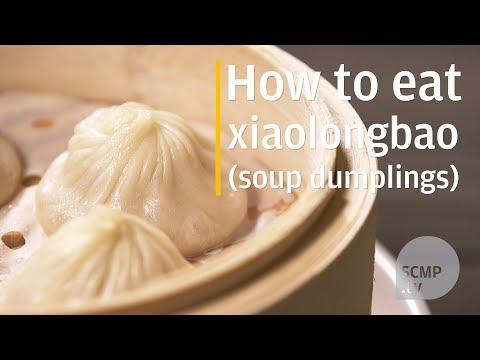 How to eat xiaolongbao deliciously in 3 different ways