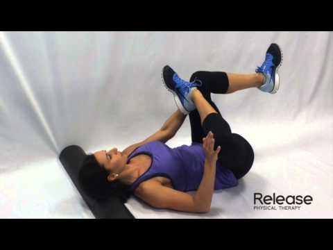Piriformis Stretch for Hips & Butt