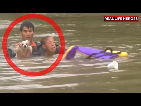 REAL LIFE HEROES | 2016 | Part 43 Faith In Humanity Restored