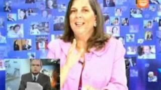 César Hildebrandt: Rosa María Palacios en la dictadura de Fujimori Montesinos